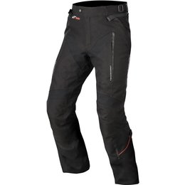 Alpinestars Mens Yokohama Drystar Armored Textile Pants Black