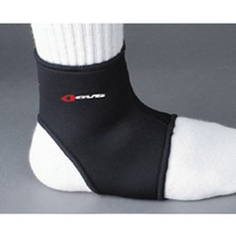 Black Evs As06 Slip On Ankle Support Protector