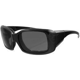 Black/smoked Bobster Womens Ava Convertible Sunglasses With Anti-fog Lens 2013 Black Smoked