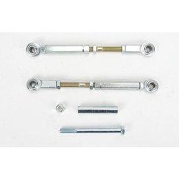 Aluminum La Choppers Rr Lowering Kit-bracket For Yamaha Road Star 99-11