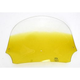 Memphis Shades Batwing 9 Inch Windshield Yellow