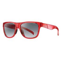 Crystal Poppy/grey Smith Optics Womens Lowdown Slim Sunglasses W Grad Lens 2014 Crystal Poppy Grey