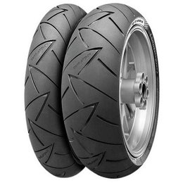 Continental Road Attack 2 Sport Tire Front 120/70-17 R