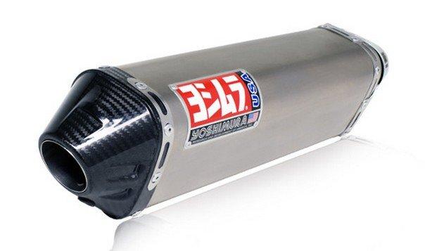 $794 95 Yoshimura TRC Full Exhaust System Titanium For #796384