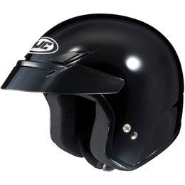 HJC CS-5N CS5N Open Face Helmet Black