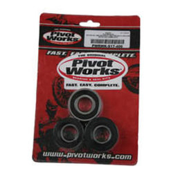 N/a Pivot Works Wheel Bearing Kit Rear For Suzuki Dr-z400 00-09