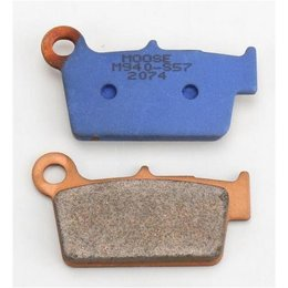 N/a Moose Racing M1 Brake Pad Rear For Kawasaki Klx Kx Suzuki Rmz Yamaha Wr Yz
