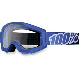 Blue Lagoon 100% Strata Goggles With Clear Lens 2013