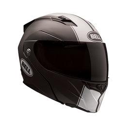 Bell Powersports Revolver EVO Rally Modular Helmet Black