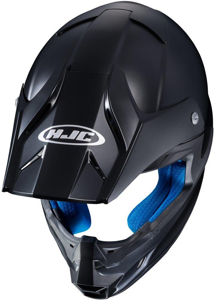 Dirt Bike Helmet With Visor >> $179.99 HJC FG-MX FGMX MX Motocross Offroad Riding Helmet #1029966