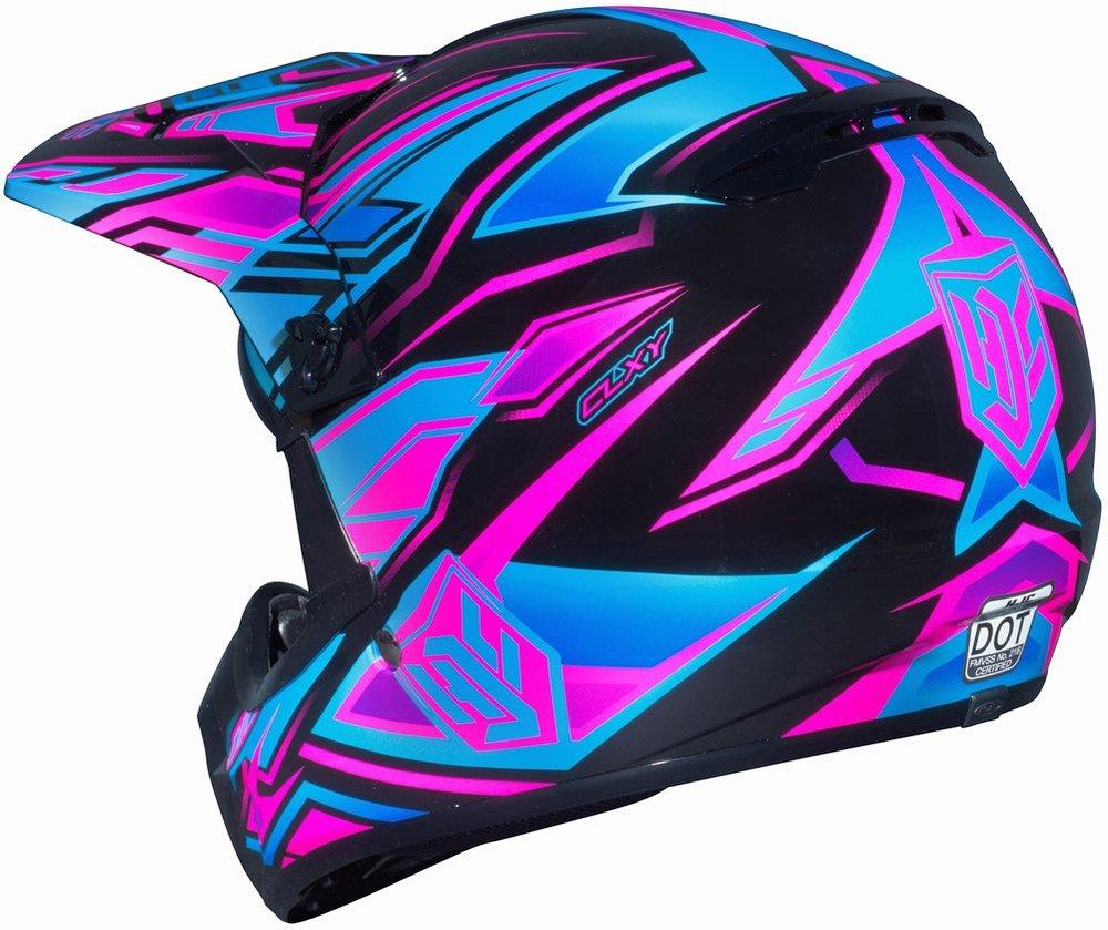 139 99 Hjc Womens Cl X6 Fulcrum Helmet 2013 195916