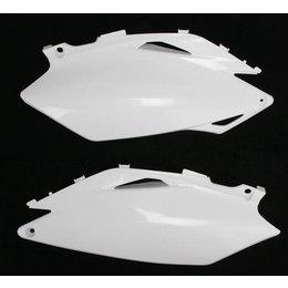 White Acerbis Side Panels For Honda Crf450r Crf-450r 09-10