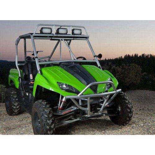 Maier Mfg Fenders Green Rear 146033