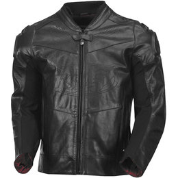 RSD Mens Zuma Leather Riding Jacket Black
