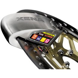 Xena Security XX15 Disc-Lock With Alarm With 14mm Pin Stainless Steel