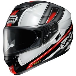Shoei GT-Air GTAir Dauntless Full Face Helmet Red