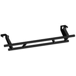KFI ATV Double Tube Rear Bumper For Kawasaki Black 101250 Black