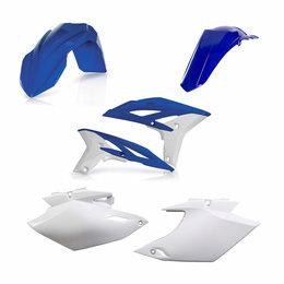 Acerbis Plastic Kit For Yamaha WR450F 2012-2015 Original 12 2314133593 Blue