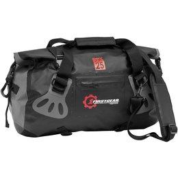 Black Firstgear Torrent 25 Liter Waterproof Duffel Gear Bag Luggage 2014