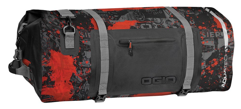 4b055ec4e0 ... Ogio All Elements Duffel Bag 5.0 Waterproof Gear Bag Black ...