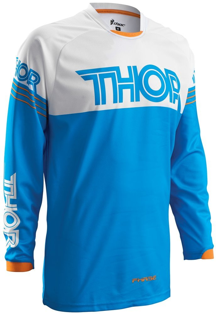 26 00 Thor Mens Phase Hyperion Jersey 228657