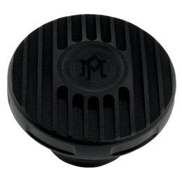 Performance Machine Grill Gas Cap Harley Big Twin Black Ops 02102024GTLSMB Black