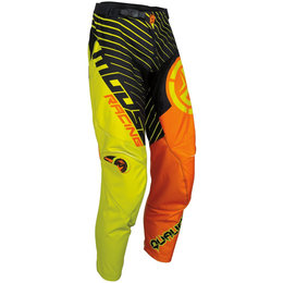 Moose Racing Youth Boys Qualifier MX Pants Orange