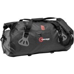 Black Firstgear Torrent 70 Liter Waterproof Duffel Gear Bag Luggage 2014