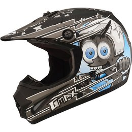 GMax Youth 46.2Y Superstar Helmet Grey