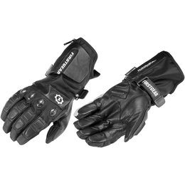 Black Firstgear Mens Kilimanjaro Textile Gloves 2014
