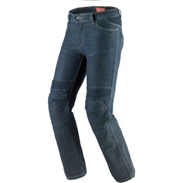 Spidi Sport Mens J&Racing Armored Denim Riding Jeans Blue