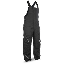 Fly Racing Mens Outpost Snow Bibs Black