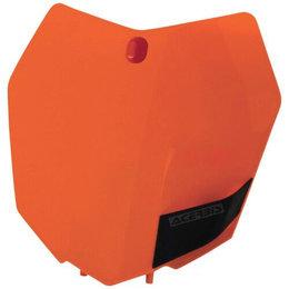 Acerbis Front Number Plate For KTM Orange 2314230237 Orange