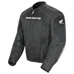 Black Joe Rocket Mens Honda Cbr Mesh Jacket 2014