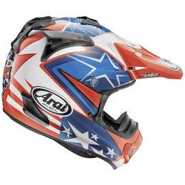 Arai VX-Pro4 VXPro4 Nicky-7 Helmet Red