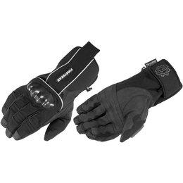 Black Firstgear Mens Kathmandu Textile Gloves 2014