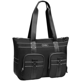 Black Ogio Womens Lisbon Tote Bag Purse 2013