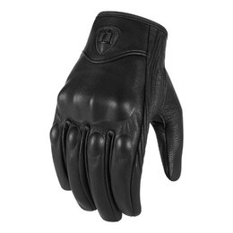 Stealth Icon Pursuit Touchscreen Leather Gloves 2013