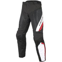 Dainese Mens Drake Air D-Dry Armored Textile Pants Black