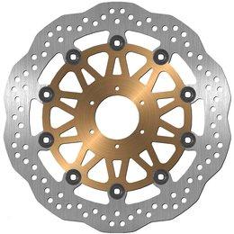 BikeMaster Contour Front Brake Rotor For Honda CBR900RR ST1300 751X Unpainted