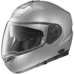 Platinum Silver Nolan N104evo N-104 Evo Modular Helmet