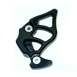 TM Designworks Case/Sprocket Cover Black For Honda CRF250 04-09