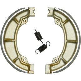 EBC Standard Rear ATV Brake Shoes Single Set ONLY For Honda Polaris 306 Unpainted