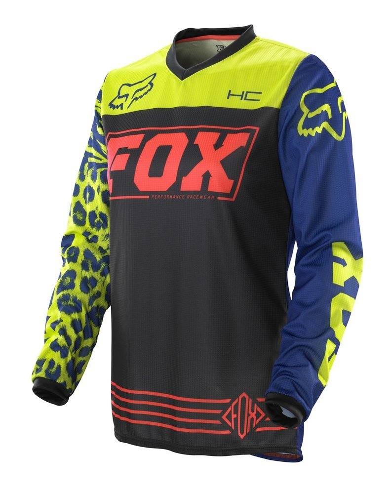 32 95 Fox Racing Womens Hc Jersey 2014 194973
