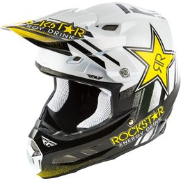 Fly Racing F2 Carbon MIPS Rockstar Helmet Black