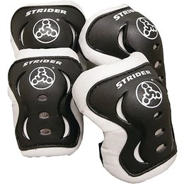 Black Strider Bikes Youth Elbow Knee Pad Set