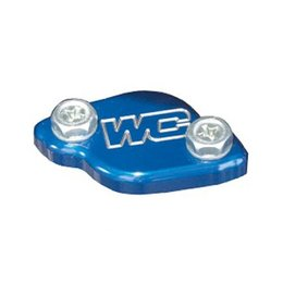 Works Connection Rear Brake Cap Blue For Yamaha YZ WR 125 250 450 Blue
