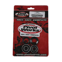 N/a Pivot Works Wheel Bearing Kit Rear For Honda Cr80r Cr85r