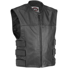 Black River Road Harrier Tactical Leather Vest 2013