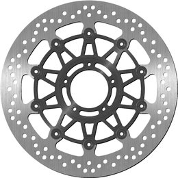 Bikemaster Front Brake Rotor For Ducati 1273 Unpainted